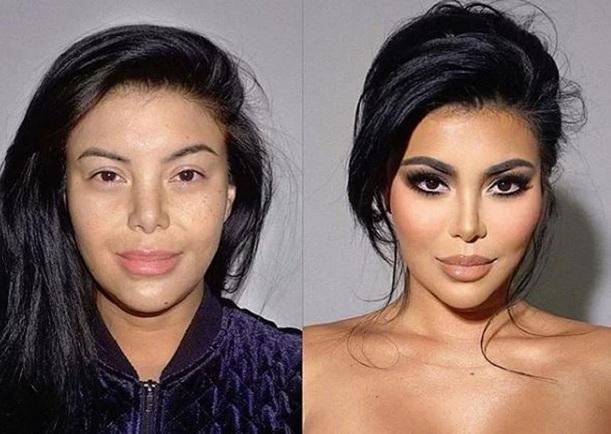 Neverovatne transformacije koje pokazuju svu moć šminke