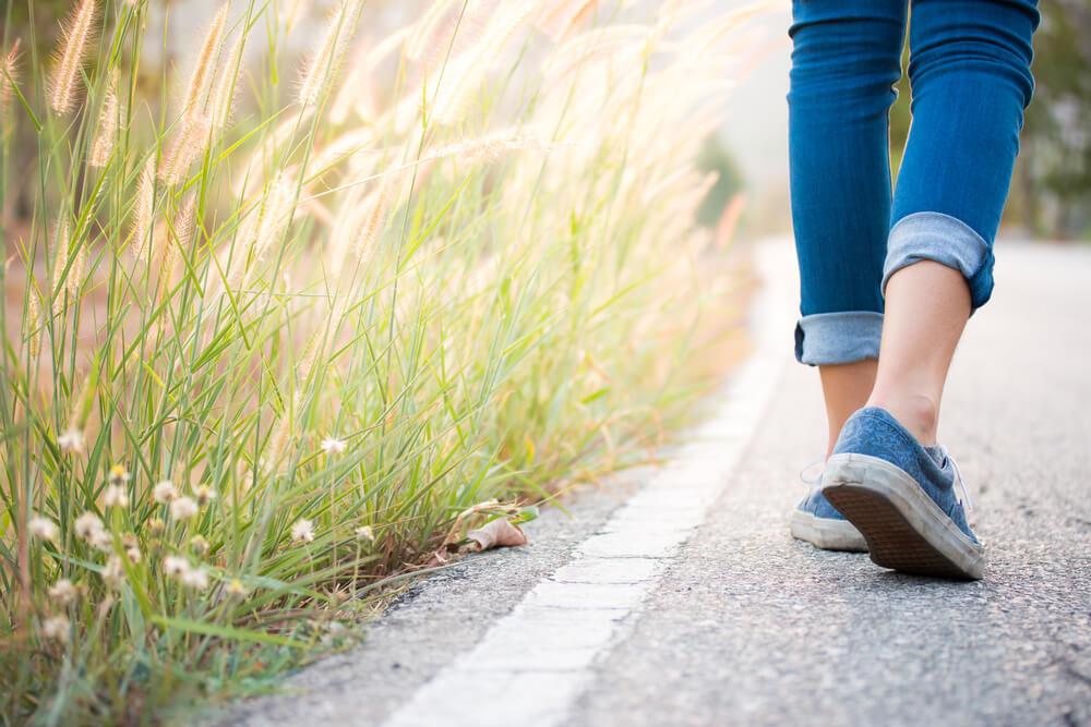 Smršajte za sedam dana pomoću šetnje
