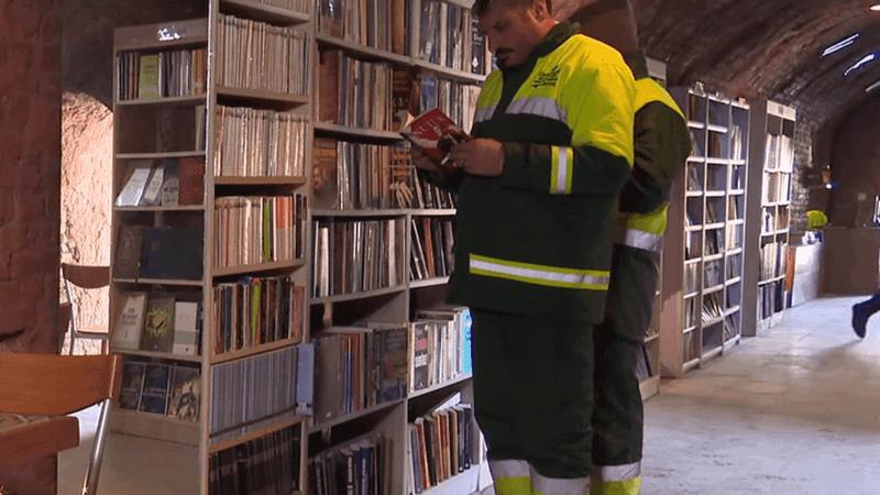 Kako su đubretari napravili sopstvenu biblioteku