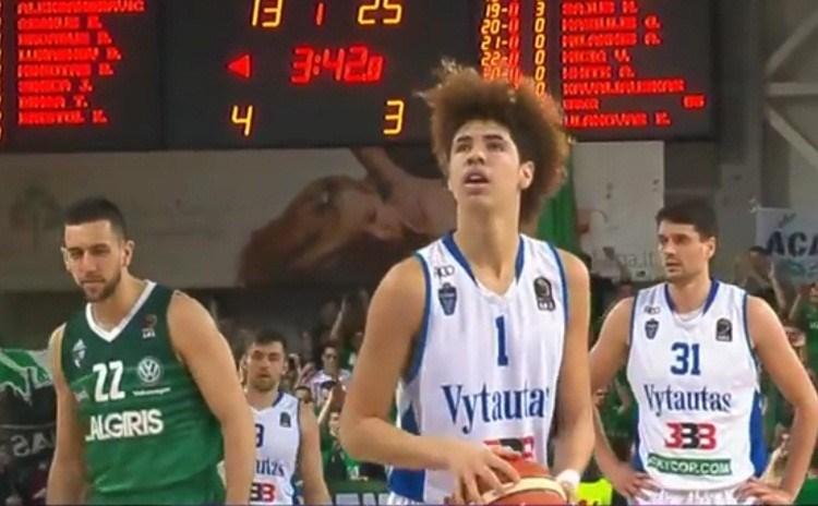 Nakon Lonzo Bola… i Lamelo Bol je na putu ka NBA draftu! (VIDEO)