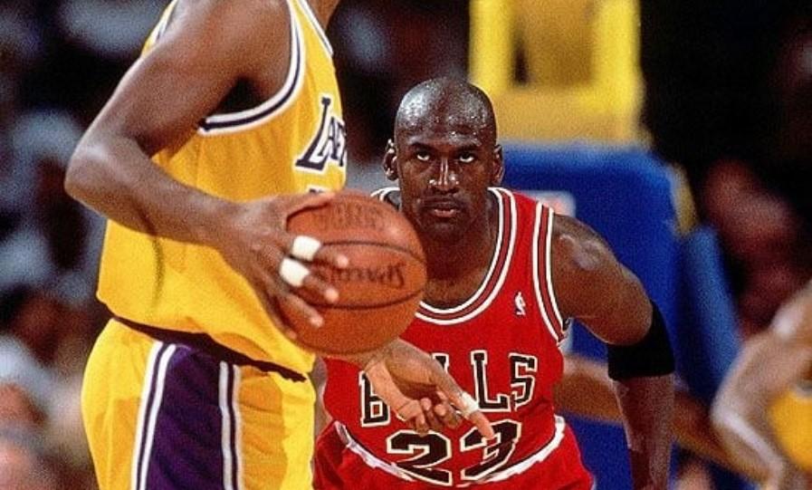 Top 5 najboljih košarkaša svih vremena!