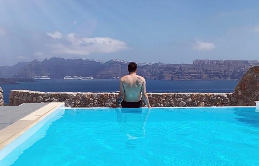 Ovako Luka Dončić uživa na odmoru sa svojom lepšom polovinom! (FOTO)