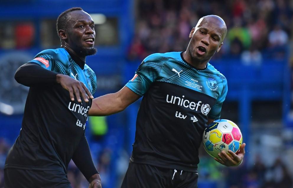 Jedna šansa – jedan gol za Juseina Bolta! (VIDEO)
