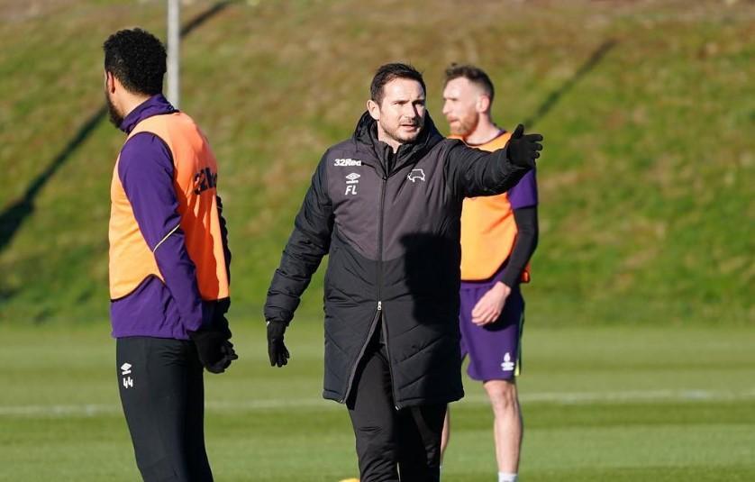 Lampard dolazi u Čelsi? Evo šta Derbi misli o tome!