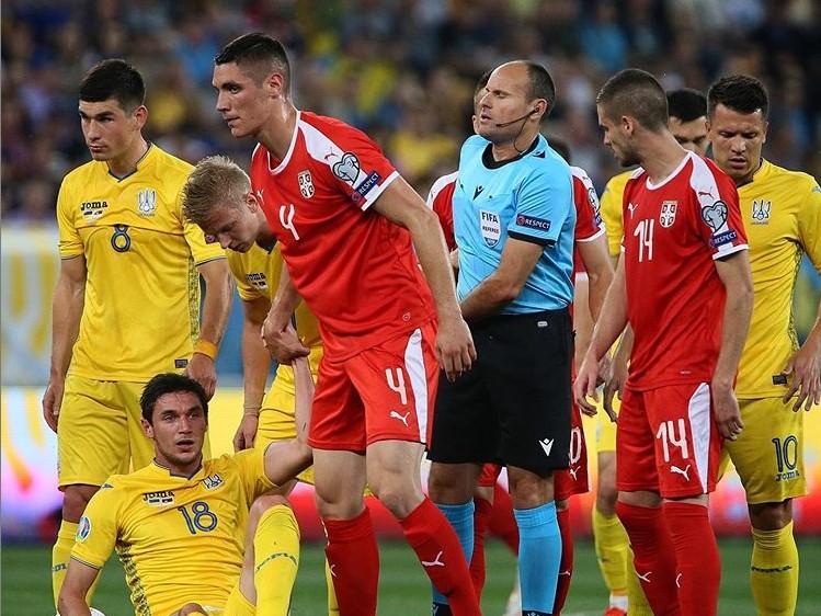 Ovo su reakcije navijača nakon poraza od Ukrajine!