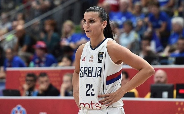 Ovo su košarkašice Srbije koje će nastupiti na Evropskom prvenstvu!
