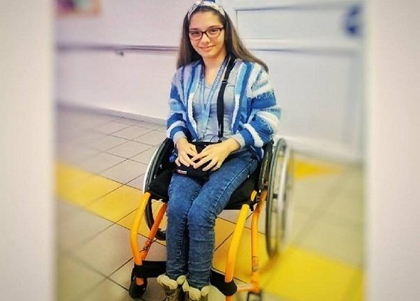 Dirljiva priča Aranđelovčanke koja boluje od cerebralne paralize