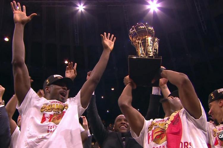 Ovako su Toronto Reptorsi osvojili svoj prvi NBA šampionat! (VIDEO)