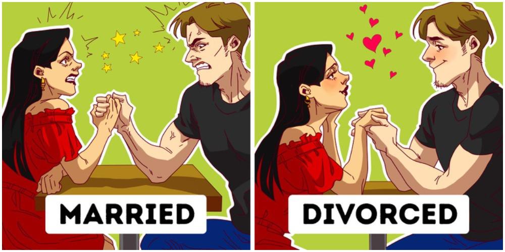 7 razloga zašto je razvod bolji od nesrećnog braka