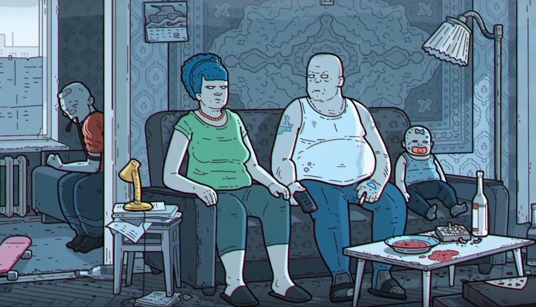 """Od černobiljske verzije """"Simpsonovih"""" podilazi jeza"""