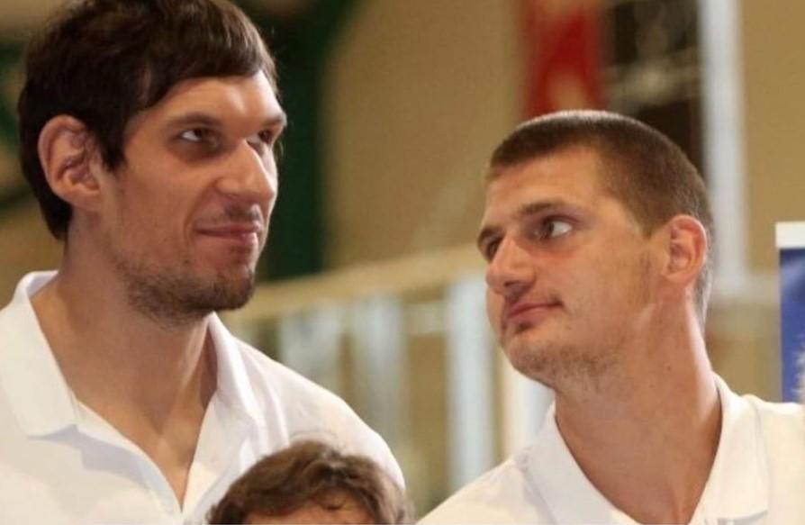 Jokić i Marjanović su na ovaj način nasmejali sve – asistencija Nikole na drugačiji način! (FOTO)