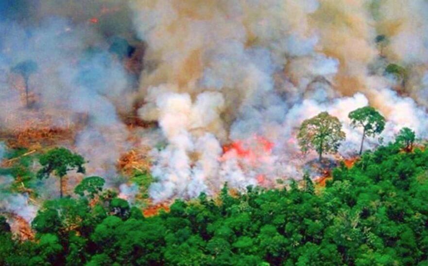 Požari koji su obuhvatili Amazon nemilosrdno bukte!