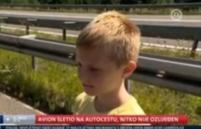 Klinac iz Hrvatske postao hit u regionu!