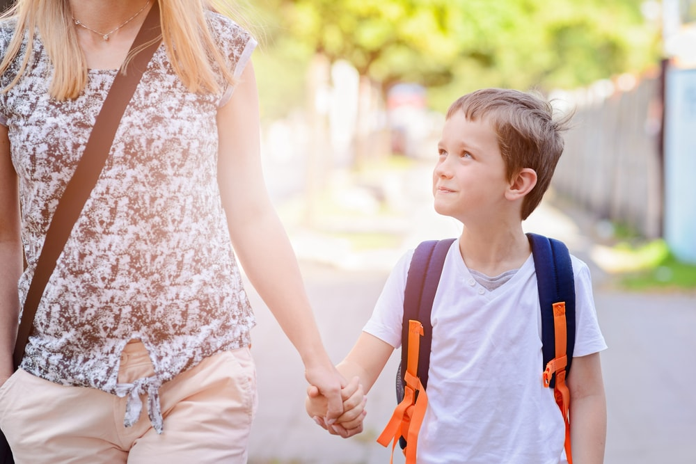 Kako da pripremite dete za prvi dan škole