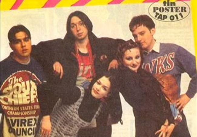 Tap 011 – jedna od najpopularnijih grupa devedesetih godina