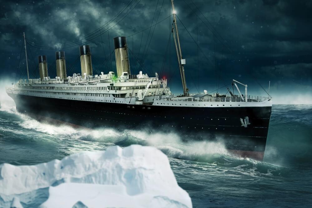Evo kako Titanik izgleda 107 godina otkako je potonuo
