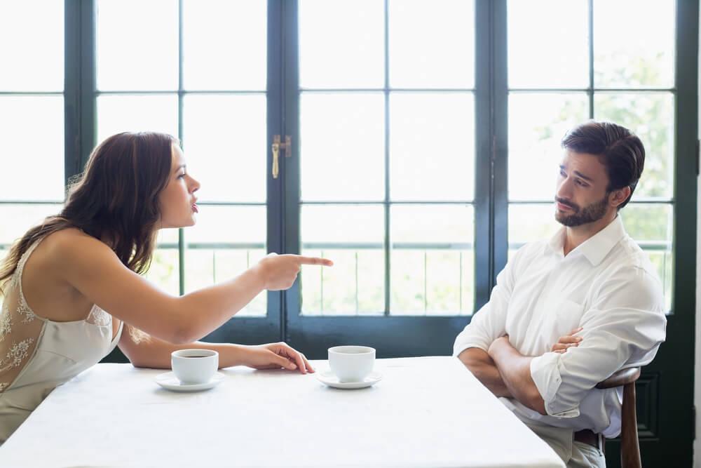 Kako izgledaju svađe srećnih parova