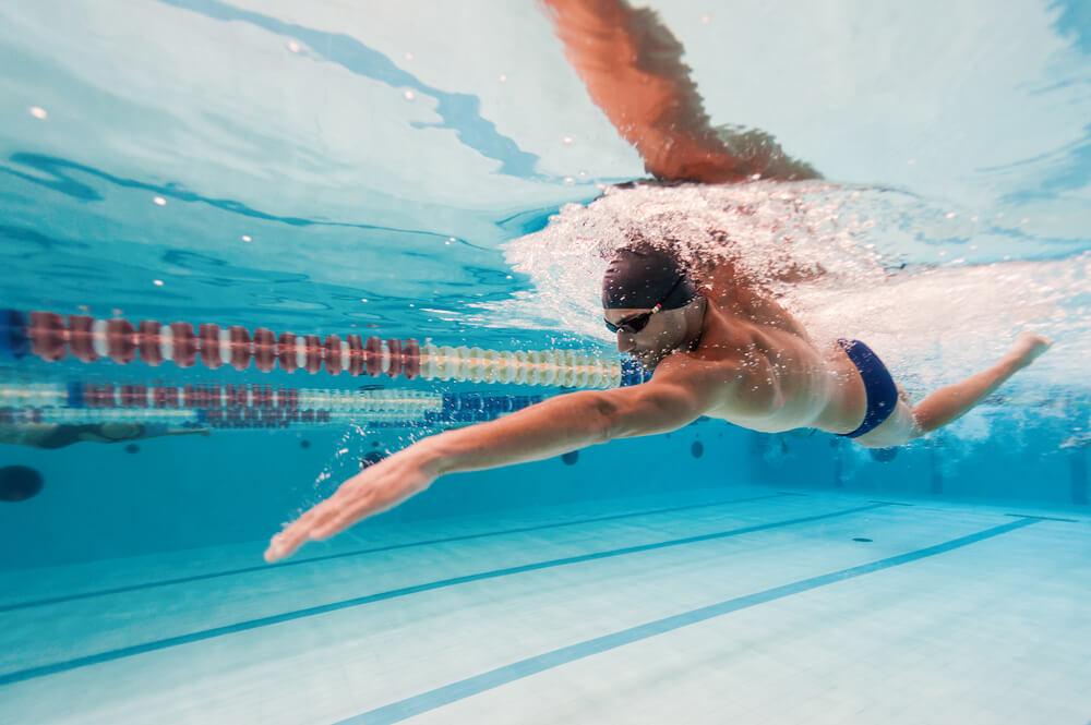 Plivanje pokreće ceo organizam