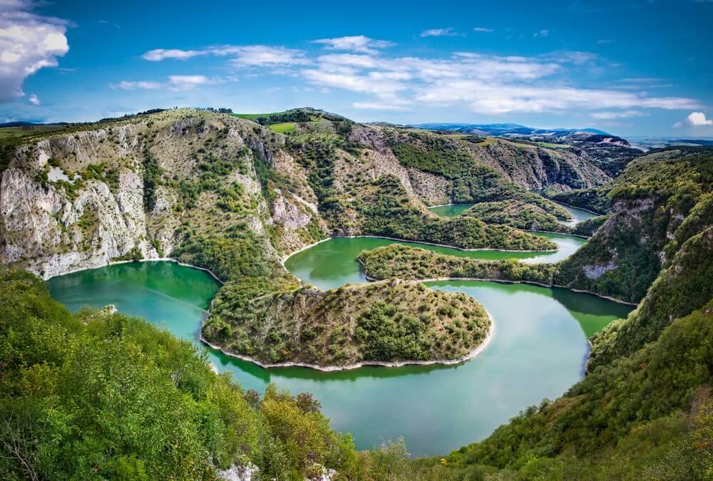 10 mesta u Srbiji koja kao da su izašla iz bajke