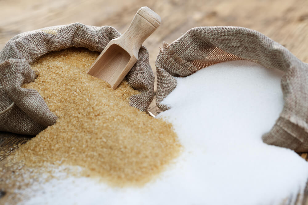 Beli ili smeđi šećer – koji je zdraviji?