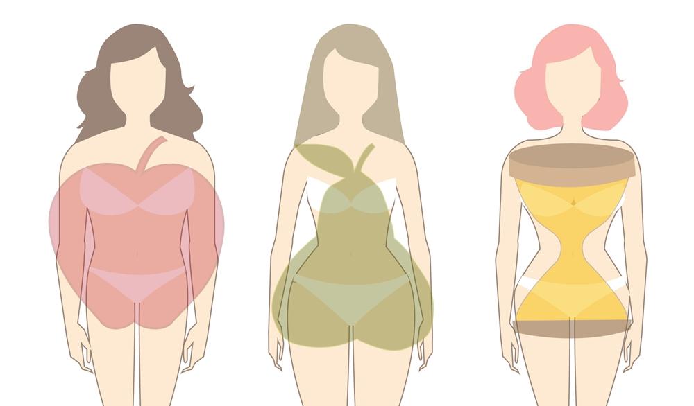 Građa tela određuje sklonost bolestima i način na koji se gojite