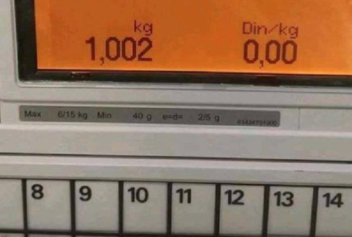 Vaga u supermarketu u Srbiji prikazala krajnje neobičnu stvar