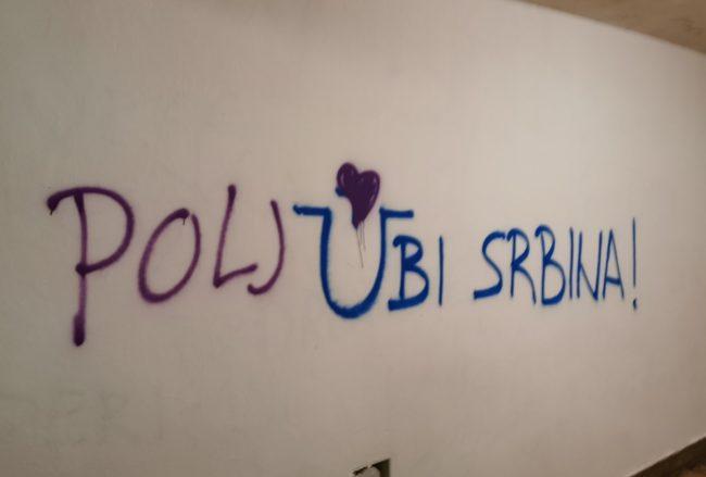 Hrvat koji prepravlja ustaške grafite vraća nadu u bolje sutra