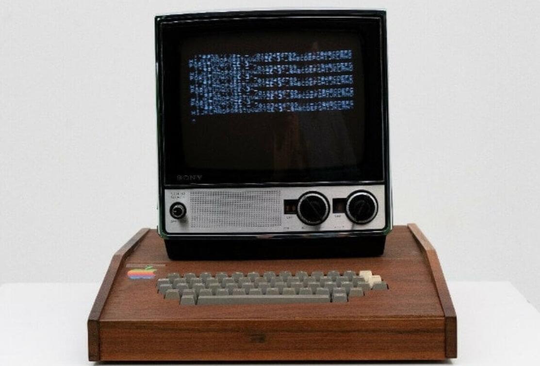 """Prodaje se prvi """"Apple"""" kompjuter i to za basnoslovnu cifru"""