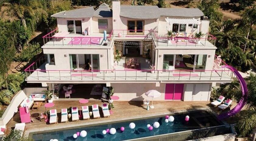 Barbi kuća iz snova je dostupna za iznajmljivanje