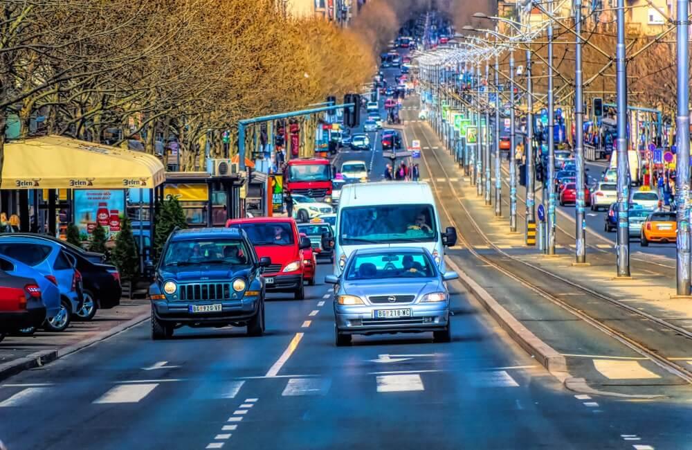 Novi sistem kontrole saobraćaja do kraja meseca
