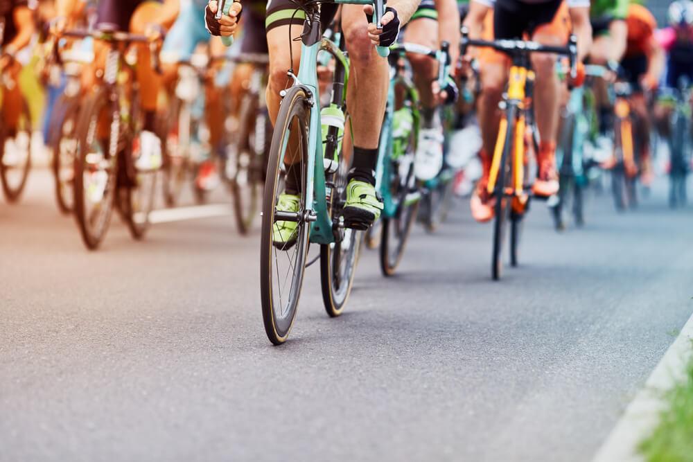 Slovenački biciklista pokazao kako mu noge izgledaju nakon trke