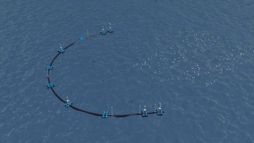 """Naučnici osmilili napravu da očiste """"ostrvo otpada"""" u Pacifiku!"""