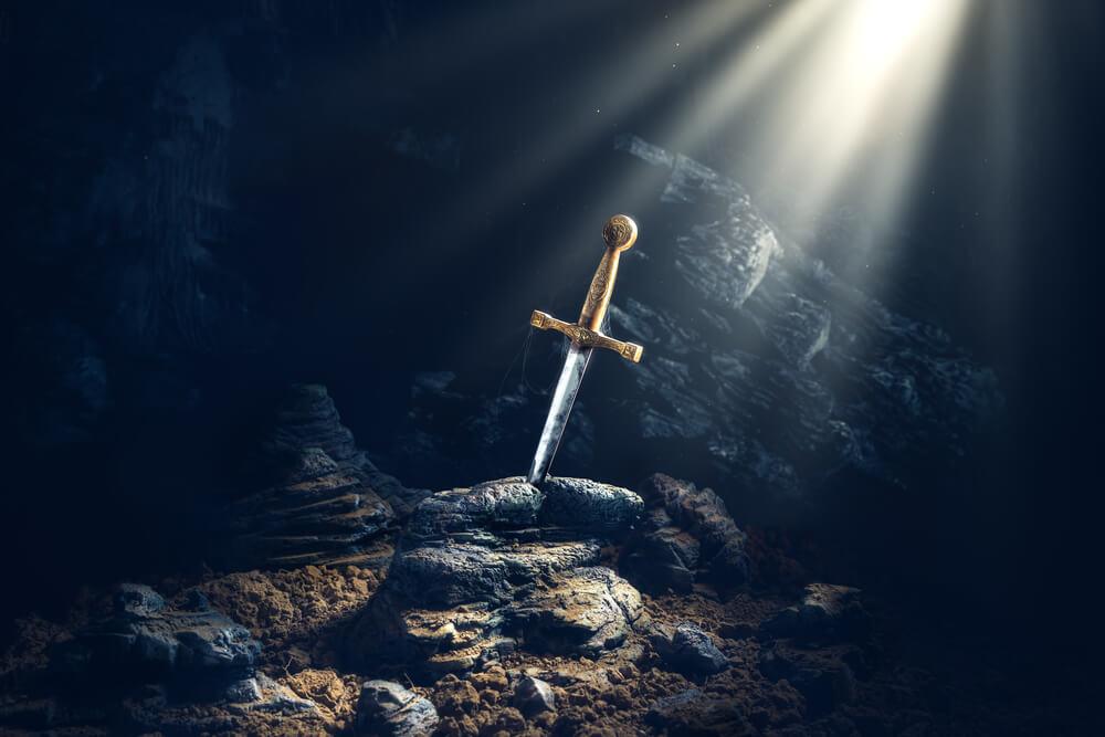 Ronioci izvukli mač u kamenu iz Vrbasa