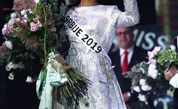 Ona je Mis Srbije za 2019. godinu!