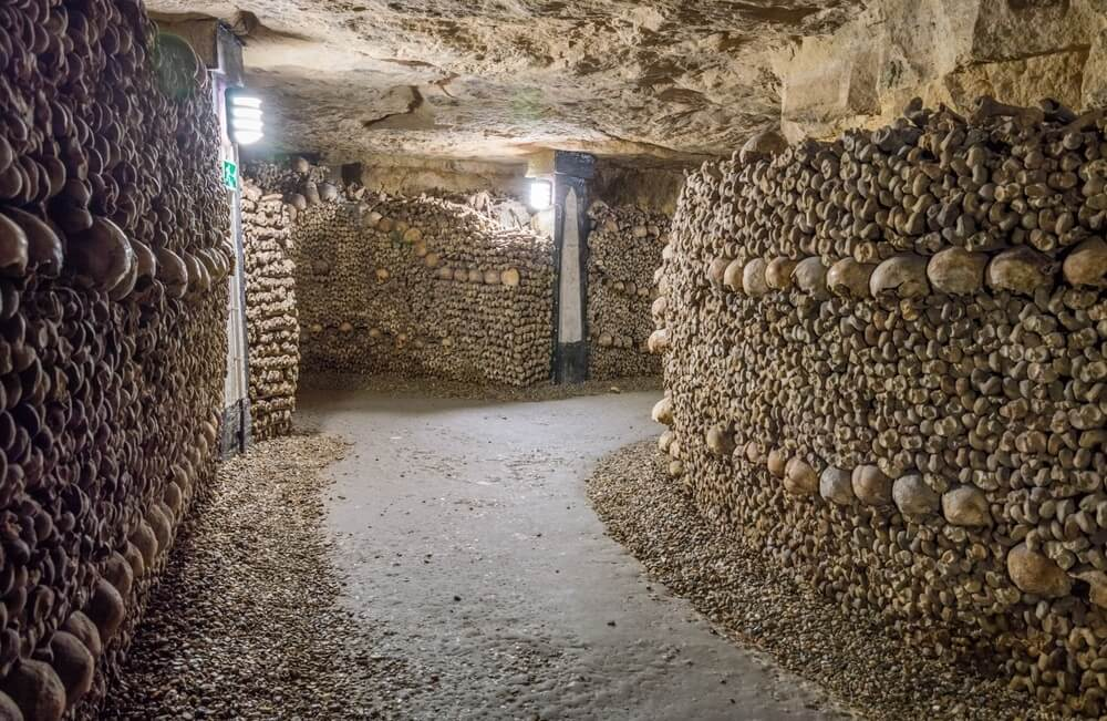 Pariske katakombe su najmračniji deo Grada svetlosti