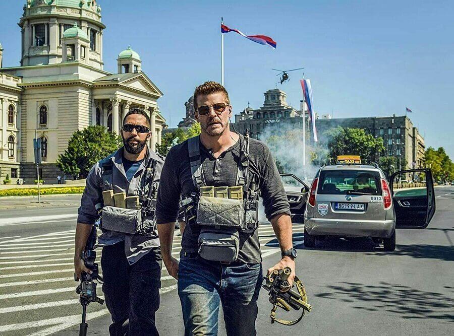 Američka akcija usred Beograda!