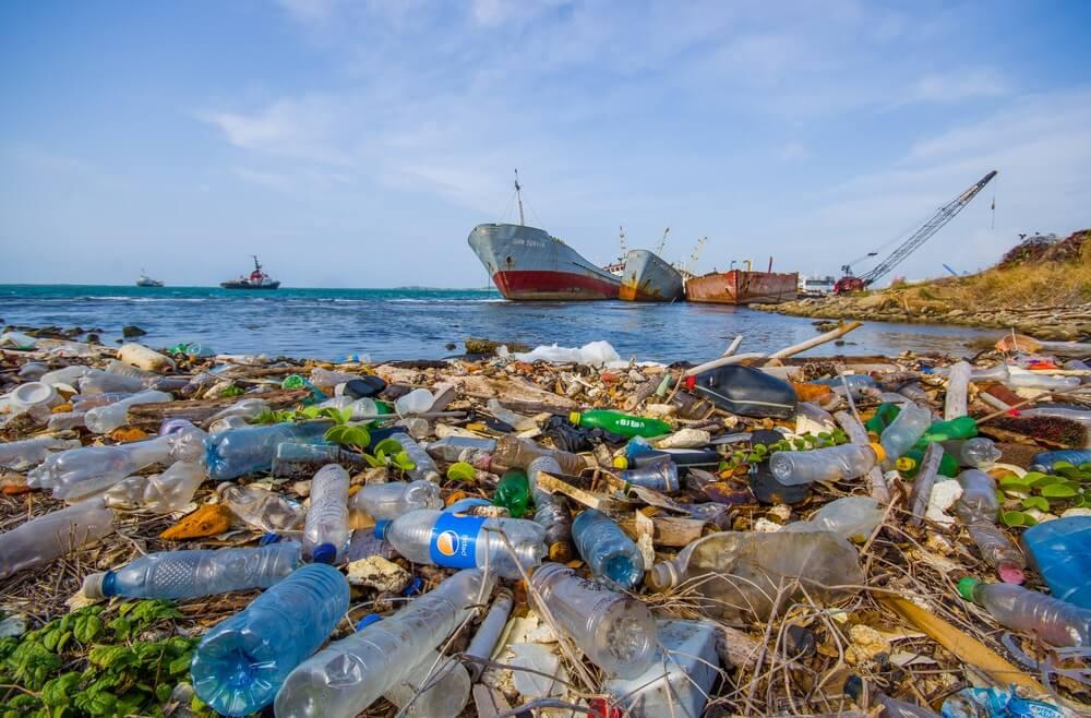 Za plastiku koja zagađuje našu planetu odgovorno nekoliko firmi