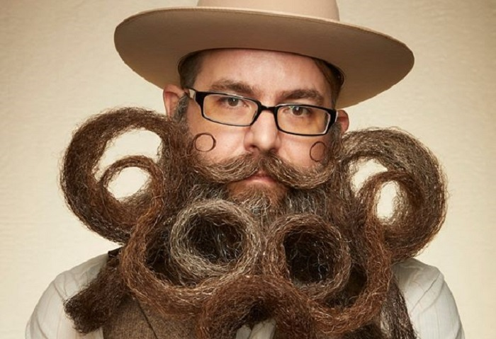 Ova gospoda imaju najzanimljivije brade na svetu