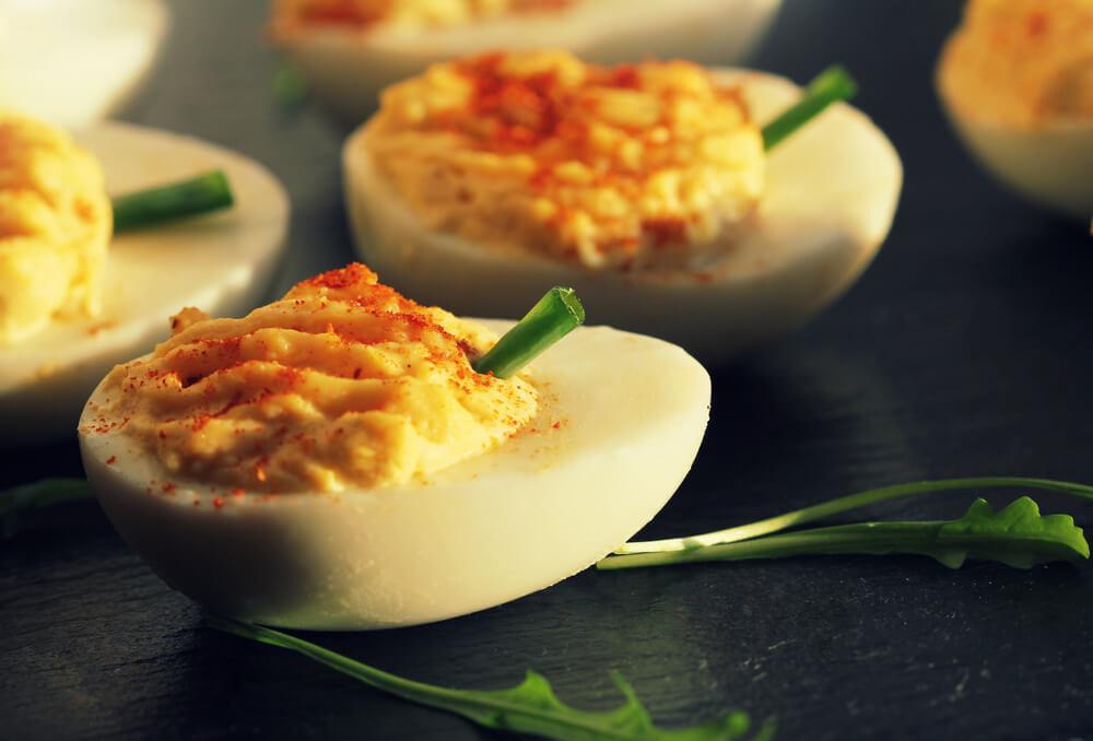 Recept dana: Pikantna punjena jaja