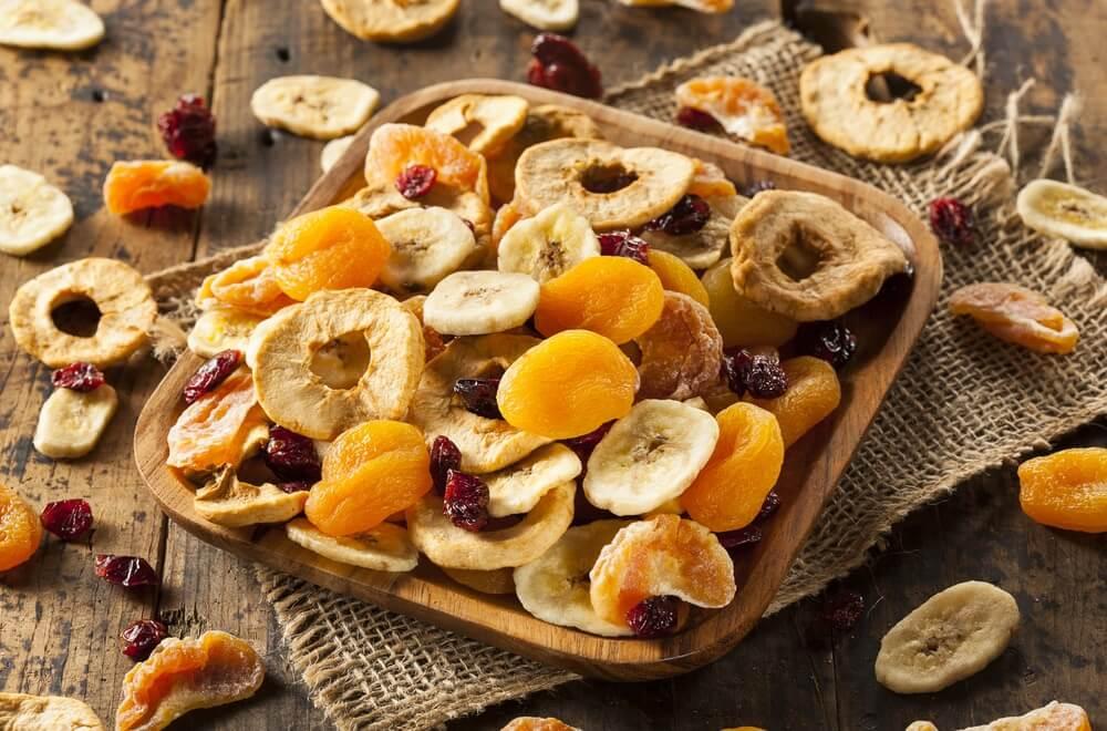 Koliko je zdravo suvo voće