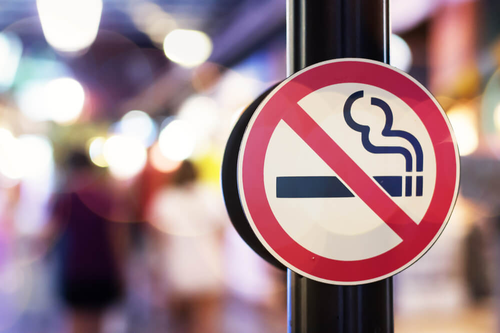 Ugostiteljski objekti u kojima je zabranjeno pušenje