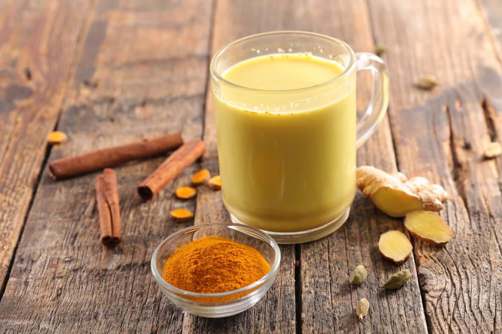 Zlatno mleko leči prehadu i topi kilograme
