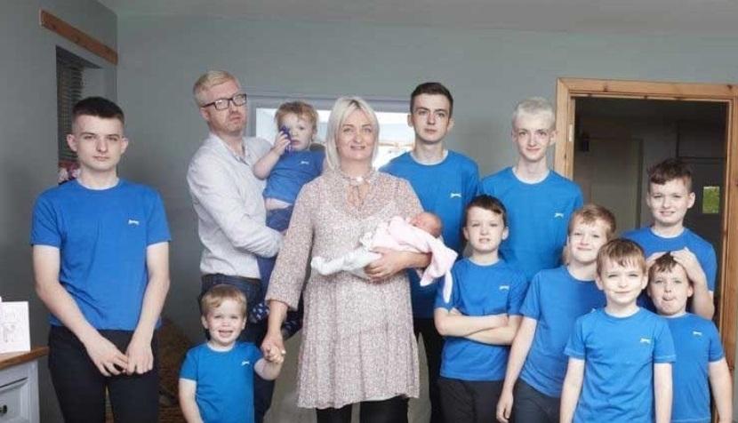 Nakon 10 sinova – konačno dobila ćerku!