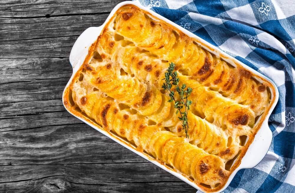 Recept dana: Krompir sa lukom