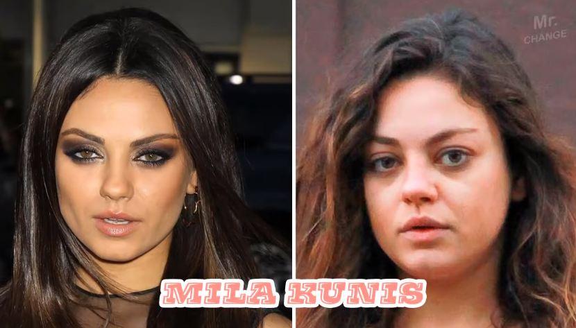 Poznate dame koje izgledaju neprepoznatljivo bez šminke