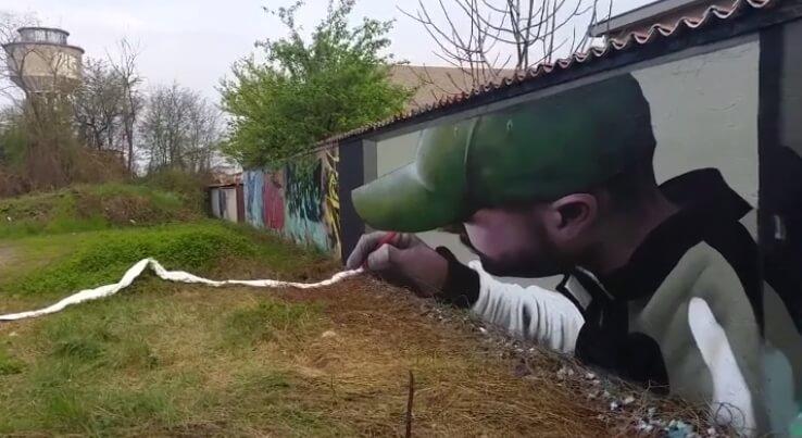 3D grafiti koji će se poigrati sa vašim umom