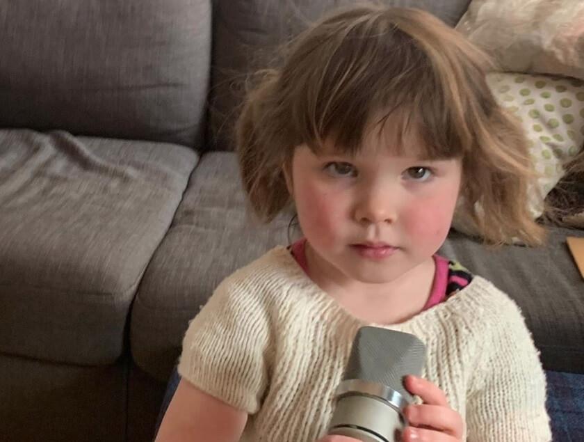 Trogodišnjakinja napisala, komponovala i otpevala svoju prvu pesmu!