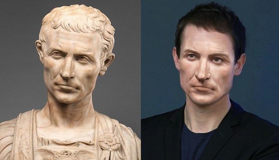 Kako bi slavne istorijske ličnosti izgledale danas