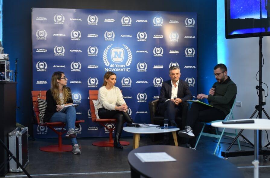 "Predstavljena online platforma za mlade talente ""Novo Ime"""