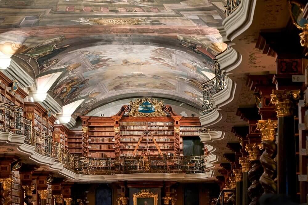 Zavirite u Klementinum, jednu od najlepših biblioteka na svetu